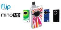 Voici la 2e génération du caméscope Flip MinoHD!