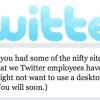 Twitter veut rapatrier ses lecteurs (et revenus)