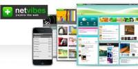 NetVibes – Une page d'accueil à votre image