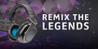 Concours Sennheiser: Remix The Legends
