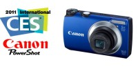 Canon agrandit sa famille PowerShot