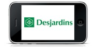 L'application Desjardins: de la chenille au papillon?