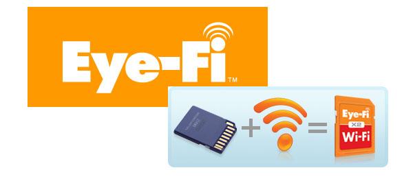 Eye-Fi Eye Fi SD SDHC Memory Card Carte Mémoire WiFi Wi-Fi