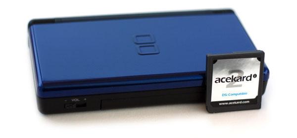 DS, DSi, Nintendo, AceKard, AceKard2, AceKard2i, 2i, MicroSD
