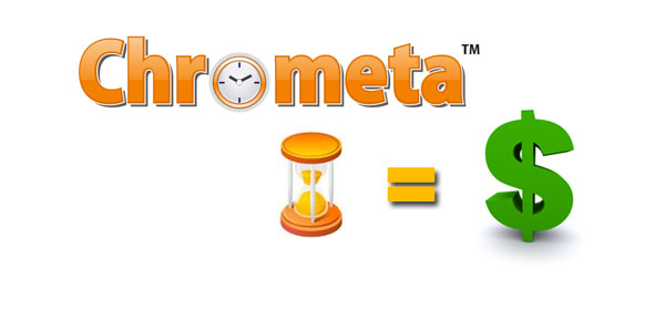 Chrometa, software, logiciel, gestion, gestionnaire, temps, travail, time, tracking