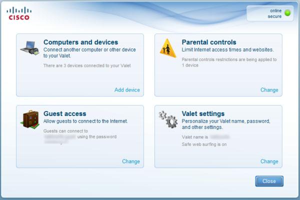 Cisco, Valet, Plus, router, routeur, hotspot, Wi-Fi, WiFi, point, accès, sans fil, sans-fil, Connect, logiciel, software