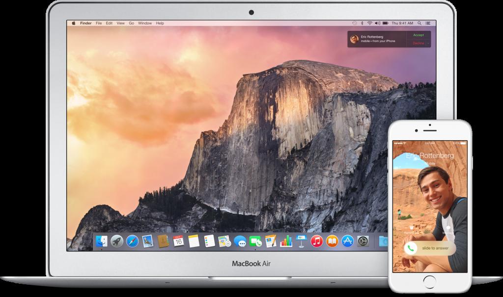 Apple Continuité