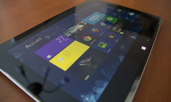Asus Taichi mode tablette et mode portable (ou ultrabook)