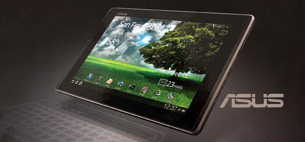 le technophile test tablette asus eee pad transformer un netbook cran tactile. Black Bedroom Furniture Sets. Home Design Ideas