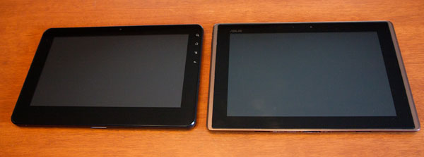 Asus Transformer vs gTablet