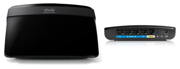 Cisco LinkSys E1200