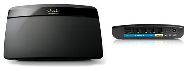 Cisco LinkSys E1500
