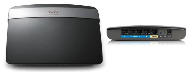 Cisco LinkSyS E2500