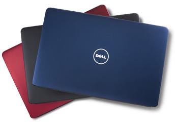 Dell Inspiron 15R empilés
