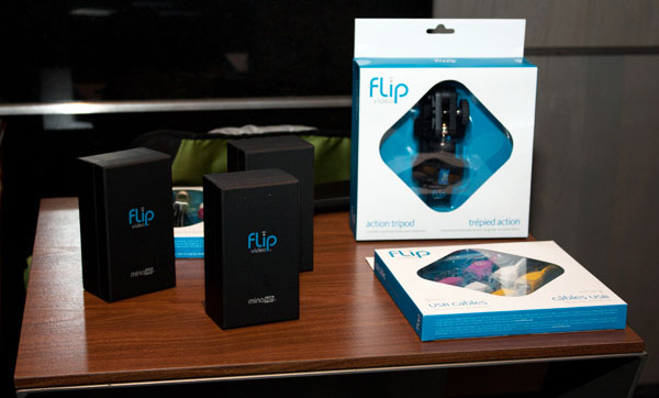 Flip, MinoHD, UltraHD, accessoires, accessories