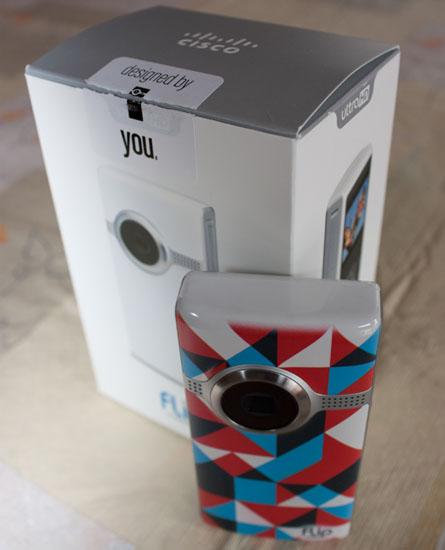 Ma caméra Flip UltraHD!