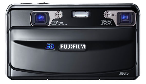 FujiFilm, FinePix, Real, 3D, W1
