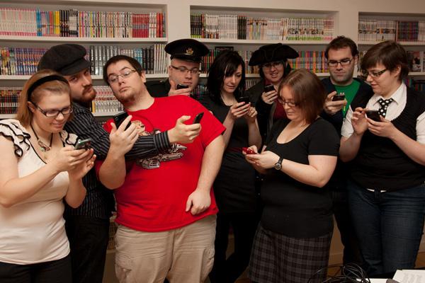 GeekFest équipe 2011