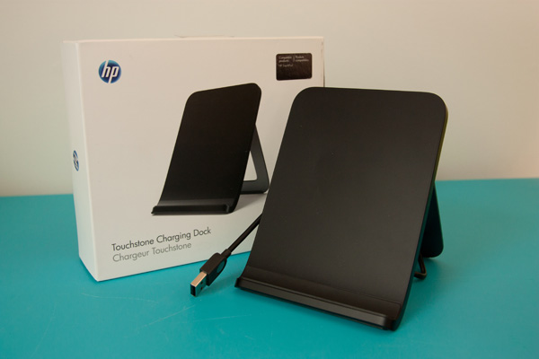 HP TouchPad socle-chargeur TouchStone dock-charger