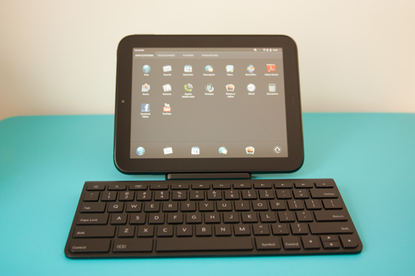 HP TouchPad kit