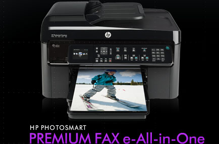 HP PhotoSmart Premium Fax eAll-in-One