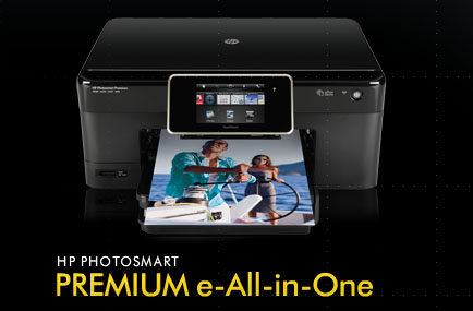 HP  PhotoSmart Premium eAll-in-One