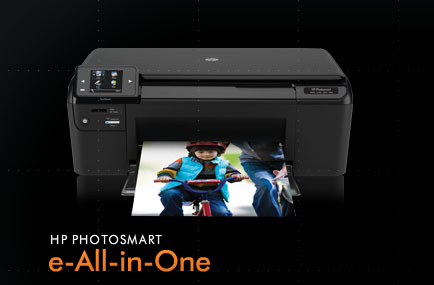 HP PhotoSmart eAll-in-One