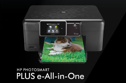 HP PhotoSmart ePlus eAll-in-One