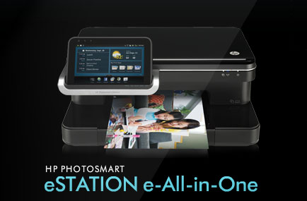 HP PhotoSmart eStation eAll-in-One