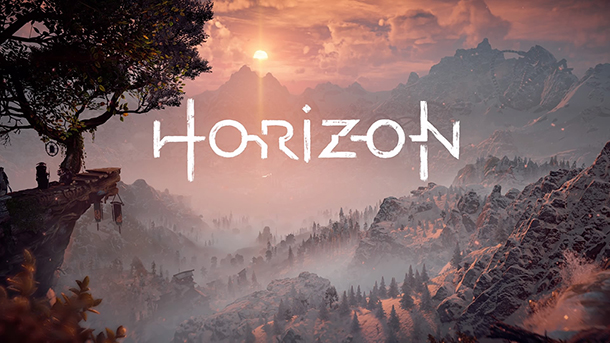 Horizon Zero Dawn Title
