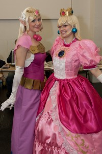 Princesses Mario