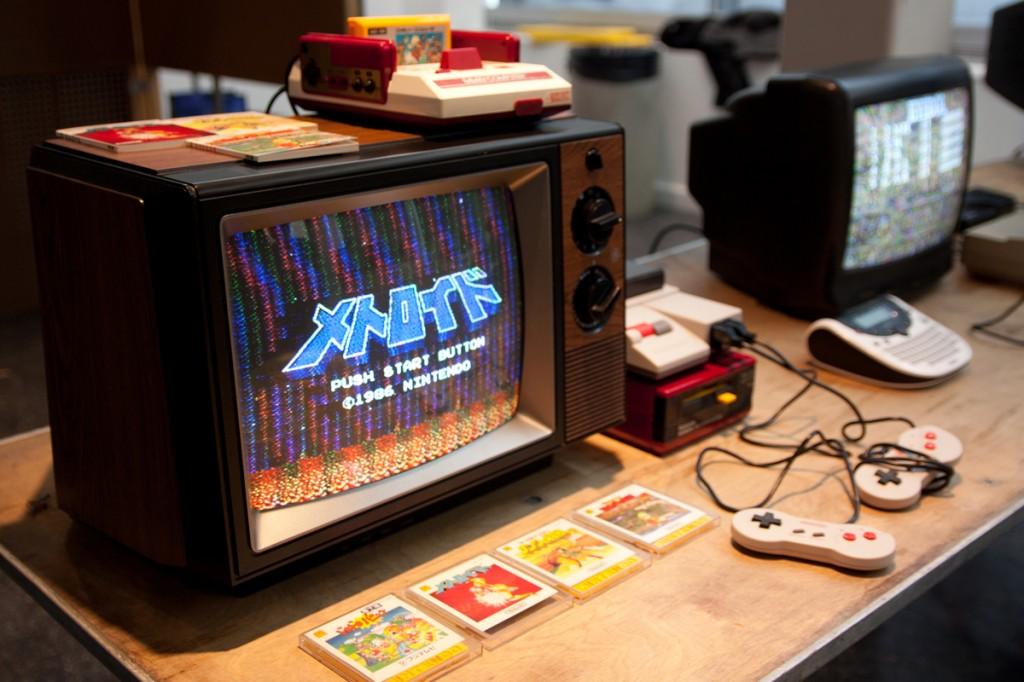 Jeux classiques Famicom