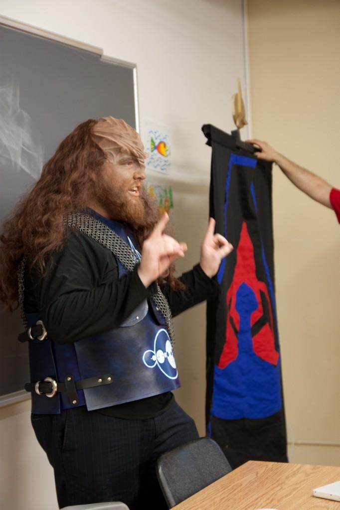 Cours de Klingon