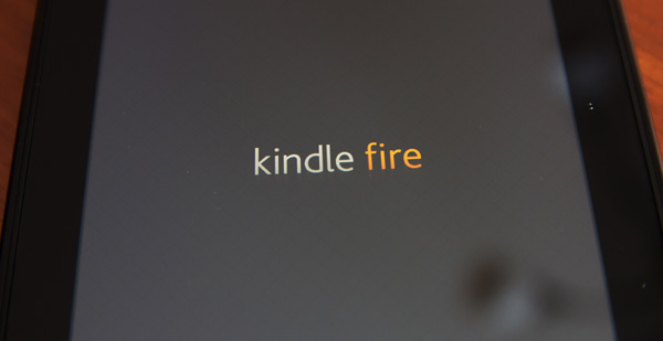 KindleFire Boot Logo