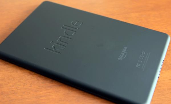KindleFire back arrière