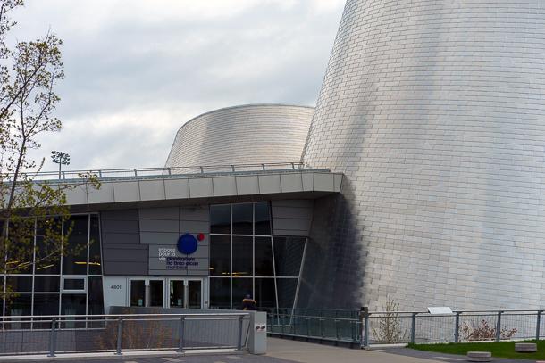 Planétarium de Montréal