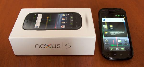 Google Nexus S Samsung
