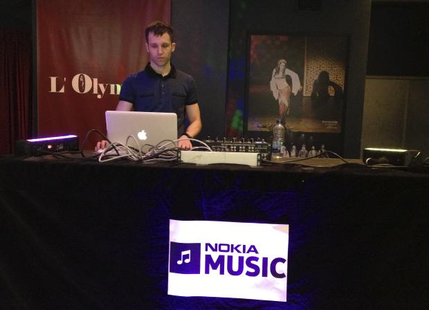 Nokia Music DJ