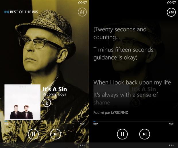 Nokia Music Karaoke