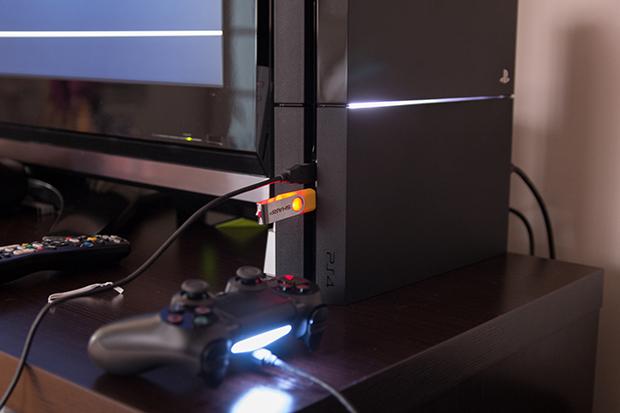 PS4 Rebranchée