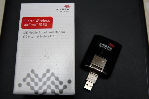 Rogers LTE - Clé Internet AirCard 313U de Sierra Wireless