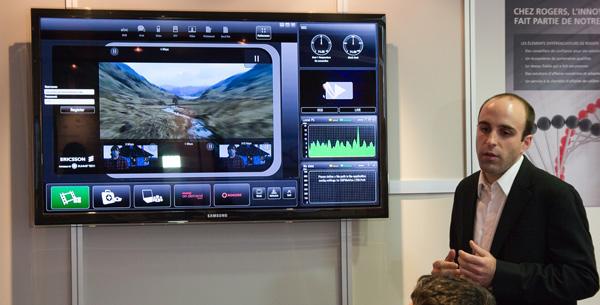Rogers LTE - qualité vidéo