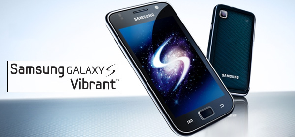 Samsung, Galaxy, Galaxy S, Vibrant, Android, Google, smartphone, téléphone, intelligent, iPhone