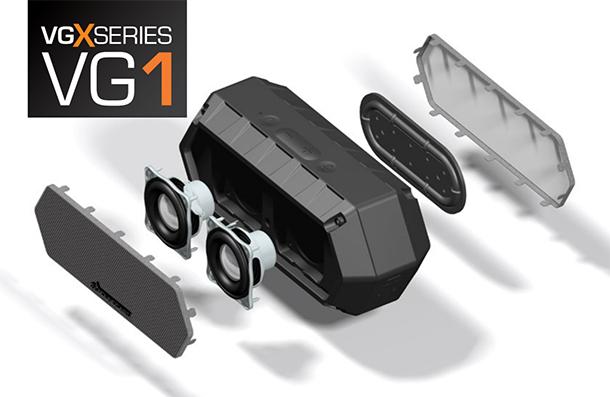Haut-parleur sans fil Soundcast VG1