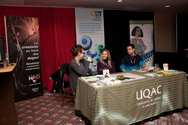 UQAC, Université, Québec, Chicoutimi, Centre NAD