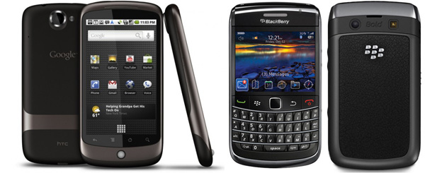 Videotron, services, mobiles, 3g, appareils, Nexus One, Nexus, One, BlackBerry, Bold, 9700
