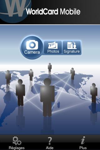 WorldCard, mobile, business, card, reader, scanner, lecteur, numériseur, scanneur, cartes, d'affaires, affaires, visite, iPhone