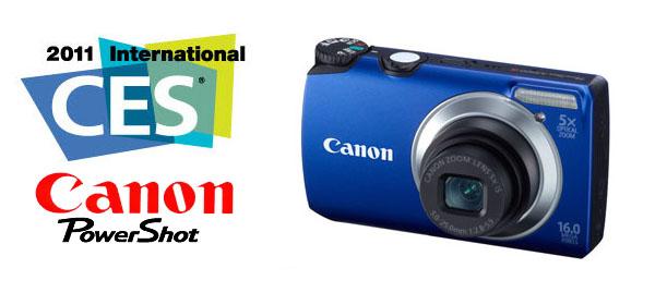 Canon PowerShot CES 2011