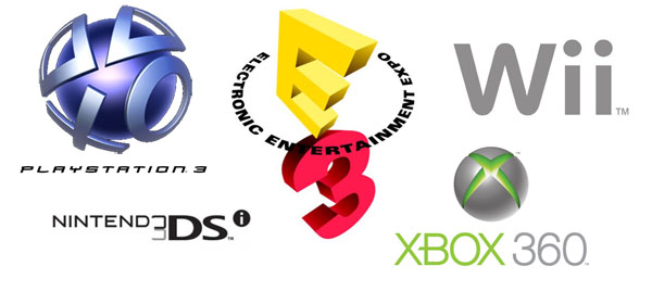 E3 2010 Microsoft Nintendo Sony PlayStation3 3DS Xbox360
