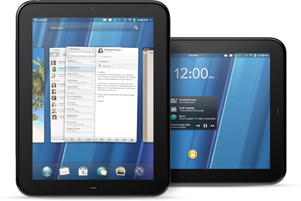 HP TouchPad (Palm)